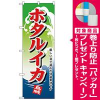 のぼり旗 ホタルイカ (H-1167) [プレゼント付]