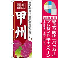 のぼり旗 甲州 (SNB-1364) [プレゼント付]
