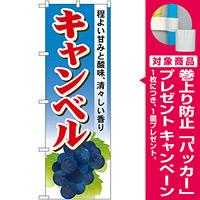 のぼり旗 キャンベル (SNB-1376) [プレゼント付]