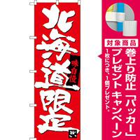 のぼり旗 北海道限定 (SNB-3680) [プレゼント付]