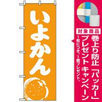 のぼり旗 (2239) いよかん [プレゼント付]