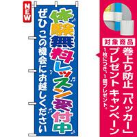 のぼり旗 (7469) 体験無料レッスン [プレゼント付]