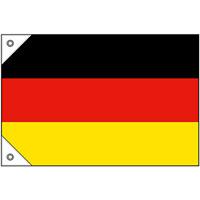 販促用国旗 ドイツ サイズ:ミニ (23658)