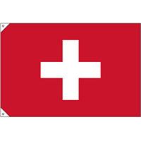 販促用国旗 スイス サイズ:小 (23665)