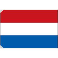 販促用国旗 オランダ サイズ:大 (23669)