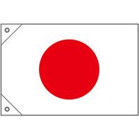 販促用国旗 日本 サイズ:ミニ (23688)