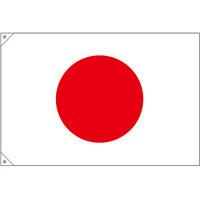 販促用国旗 日本 サイズ:小 (23689)