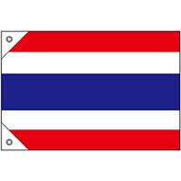 販促用国旗 タイ サイズ:ミニ (23706)