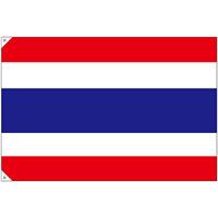 販促用国旗 タイ サイズ:大 (23708)