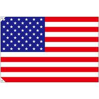 販促用国旗 アメリカ サイズ:大 (23726)