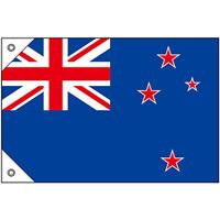 販促用国旗 ニュージーランド サイズ:ミニ (23739)