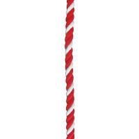 紅白幕紐 紐 9mm径 5間用(10m)(23956)