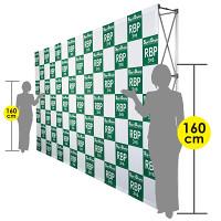 楽々!バックパネルスタンド 3×6タイプ (27245)