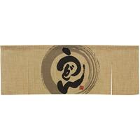 【新商品】エステル麻のれん うどん 5巾 (69221)
