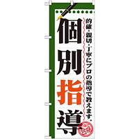 のぼり旗 個別指導 ノートデザイン (GNB-1561)
