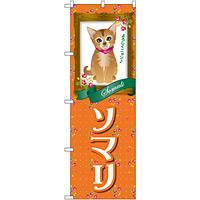 のぼり旗 ソマリ (GNB-2448)