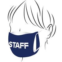 マスクの上からかぶせるマスクカバー オリジナルフルカラー印刷(ロット10枚~)