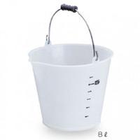 清掃用品 じょうぶバケツ 容量:8L (CE-448-008-0)