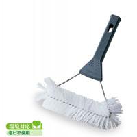 清掃用品 ニューカラーシリーズ 窓掃除用 MM網戸ブラシ (CE-895-200-0)