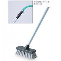床洗浄用 ホースデッキブラシWS (CL-416-210-0)