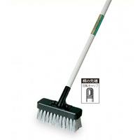 清掃用品 ニューカラーシリーズ 床洗い用 ニューデッキブラシ (CL-417-000-0)