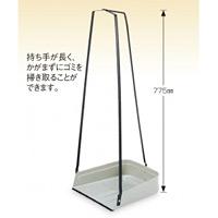 清掃用品 ニューカラーシリーズ MM三ツ手チリトリロング柄 (DP-890-220-0)