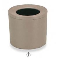 樹脂製ゴミ箱 HKダストボックス丸 サイズ:小 (DS-209-410-5)