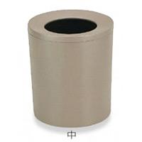 樹脂製ゴミ箱 HKダストボックス丸 サイズ:中 (DS-209-420-5)