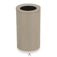 樹脂製ゴミ箱 HKダストボックス丸 サイズ:大 (DS-209-430-5)
