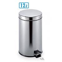 衛生容器 ペダルボックス 容量:12L (DS-238-512-0)