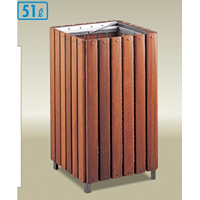 グランドコーナー 木調屑入K-038 (DS-272-538-0)