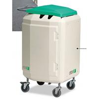 清掃用メンテナンスカート ビルメンカートH (DS-571-410-0)