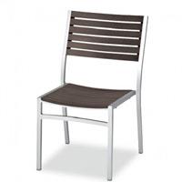 樹脂製・金属製 サンレノ 仕様:サイドチェア (MZ-593-100-4)