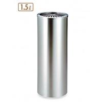灰皿 屋内用 ステン丸型灰皿GPX-51A 1.5L (SS-955-020-0)