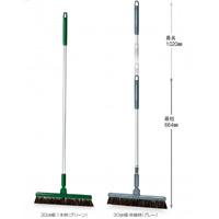 清掃用品 BM-2ホーキ30 仕様:1本柄 カラー:グリーン (CL-465-213-1)