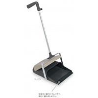 清掃用品 エコBM-2チリトリ カラー:黒 (DP-465-100-7)