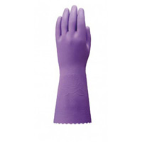ビニール手袋 ビニトップ厚手 サイズ:M (CE-483-002-5)