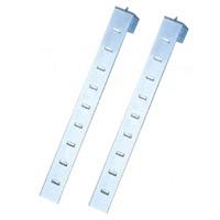 ホワイトボード MAJIシリーズ用 ツインフック (2本1セット) 9-VP50 (9-VP50)