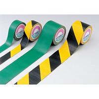 ラインテープ 50mm幅×5m カラー:黄×黒 (105052)