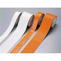 反射性ラインテープ 100mm幅×5m カラー:白 (105105)