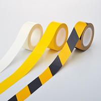 吸着ラインテープ カラー:黄/黒 (105153)
