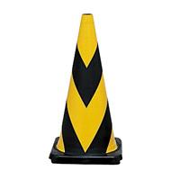 工事保安用品 トラコーン 反射タイプ サイズ (高さ) :700mm (115082)