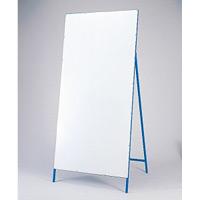 工事用看板 白無地 片面 サイズ:1800×900mm(板面) (129005)