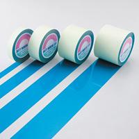 ガードテープ 青 サイズ:75mm幅×100m (148096)