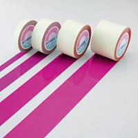 ガードテープ 赤紫 サイズ:100mm幅×20m (148161)