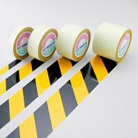 ガードテープ 黄/黒 サイズ:100mm幅×20m (148162)