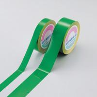 ガードテープ(再はく離タイプ) 緑 サイズ:50mm幅×100m (149032)