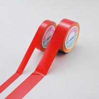 ガードテープ(再はく離タイプ) 赤 サイズ:50mm幅×100m (149034)