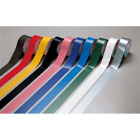カラーテープ 50mm幅×25m×0.26mm カラー:オリーブ (190001)