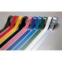 カラーテープ 50mm幅×25m×0.26mm カラー:白 (190009)